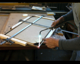 welding medicine cabinets